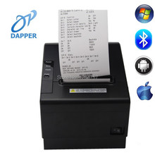 80mm Thermal Pos Receipt Printer cheap receipt printer of pos machine for Android&iOS(China)