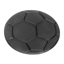 Key Mobile Phone Holder Anti Slip Mat For MP3 MP4 PDA Sticky Pad Silicone Car Dashboard Holder Non Slip Football Black