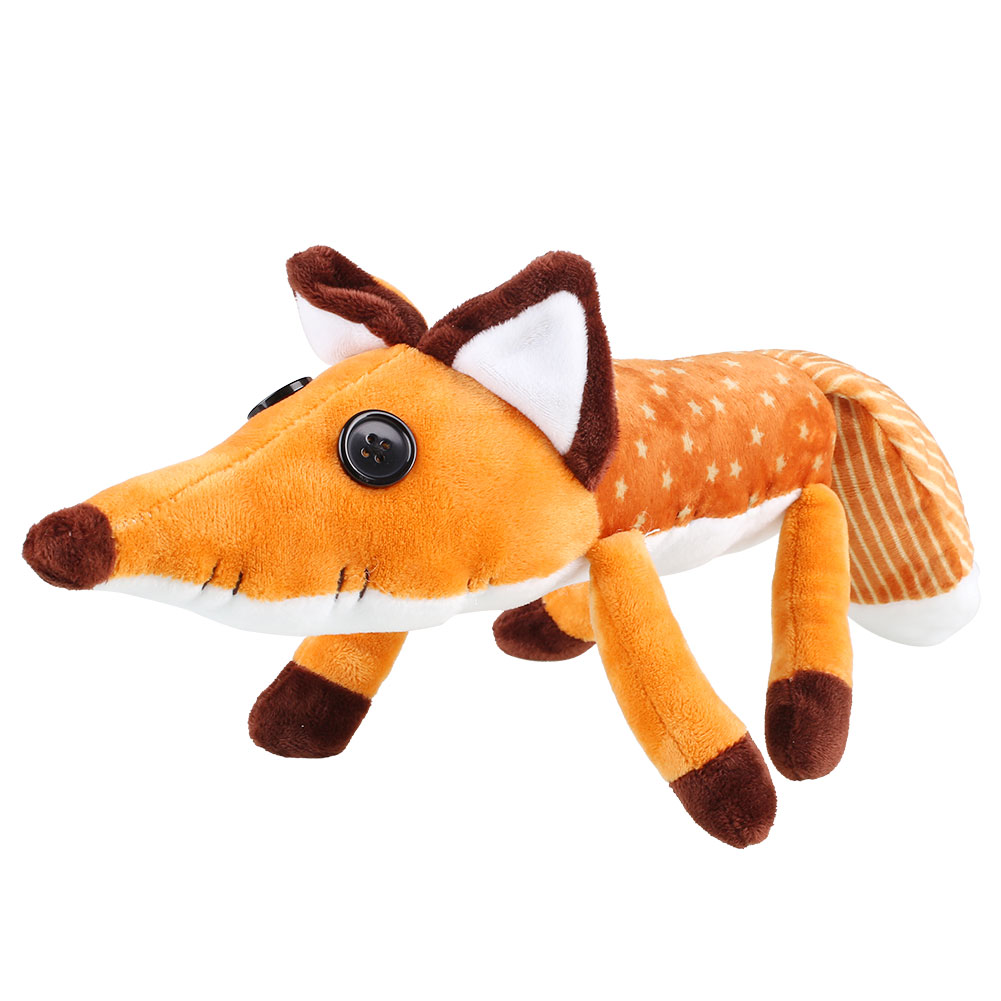 The Little Prince Kids Child Fox Plush Doll Lovely Stuffed Animal Toy Gift<br><br>Aliexpress