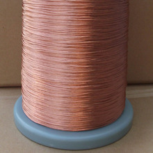 0.1X120 shares beam light strands twisted copper Litz wire Stranded round copper wire sold by the meter(China)
