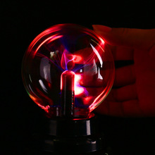 New Beautiful Creative USB Plasma Ball Atmosphere Novelty Light Hot Sale Magic Crystal And Holiday Lamp Imaginative Night Light(China)