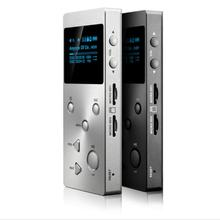 New XDUOO X3 Protable High Resolution Lossless Music MP3 HIFI Music Player With HD OLED Screen Support APE / FLAC / ALAC / WAV(China)