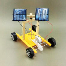 NEW 1PC DIY solar space vehicles / rover / Technology small production suite(China)
