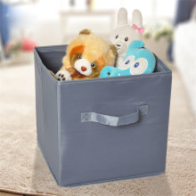 Toys Box Home Decor Clothes Basket Home Storage Organization Children's Toy Books Sundries Oxford cloth storage box with Handle