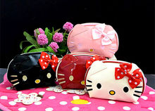 New Hello kitty  Handbag make up Bag Clutch Bag yey-226