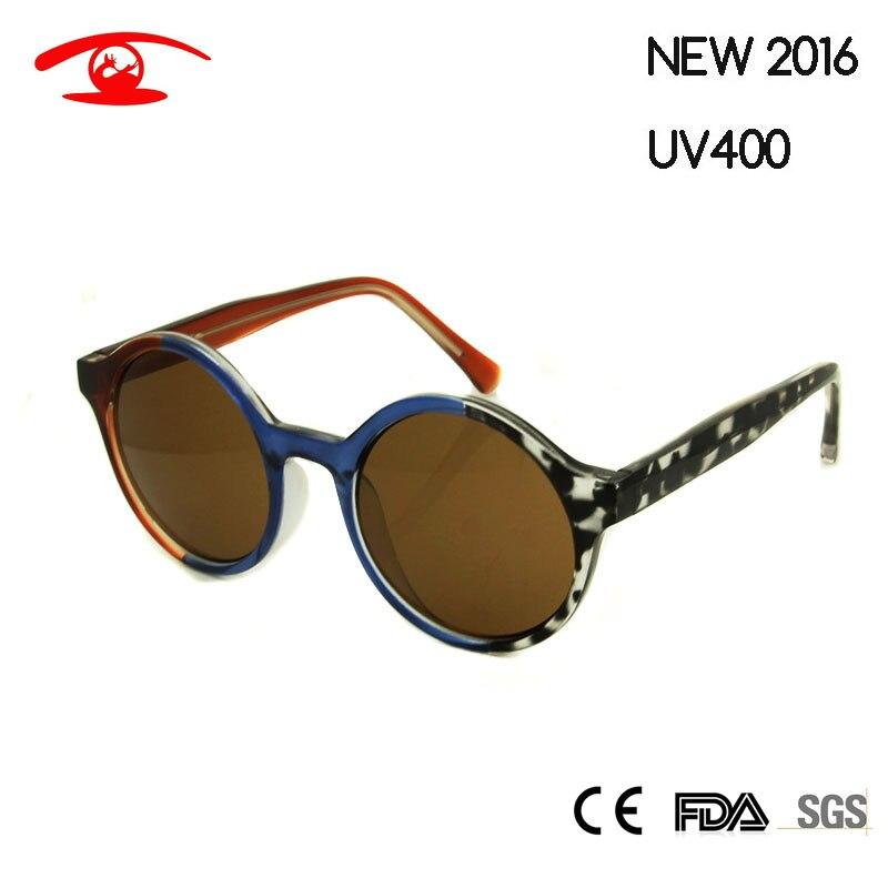 2017 New Summer  Vintage Round Sunglasses Women men Multi Color Brand Desinger Sun Glasses oculos de sol eyewear gafas de sol<br><br>Aliexpress