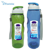 500ml/700ml My Water Bottle Plastic Sports Water Bottle Space  Protein shaker Biking Bike Outdoor Travel Camping Water Bottle