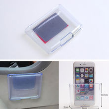 BBQ@FUKA New Car Multi-Function Organizer Storage Bag Box Transparent Holder Car container fit universal car