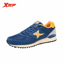 XTEP Light Brand Running Shoes for Men Sneakers Sport Shoes Men Athletic Shoes Mens Summer Sneakers Runer Trainers 987319112536