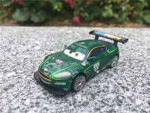 TT03-- Original Pixar Car Movie 2 1:55 Metal Diecast Nigel Gearsley Toy Cars New Loose