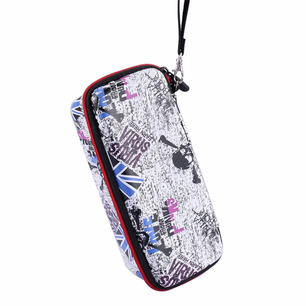2018 Newest Carry Travel Protective Cover Case Pouch Bag For JBL Flip 3 Flip 4 Bluetooth Column Extra Space For Plug & Cables