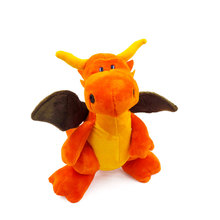 CUTE Flying Dragons Stuffed Animals Toy Plush Dinosaur DINO with Wing OEM order Soft Toys Boys Children Birthday Gifts sit 26cm
