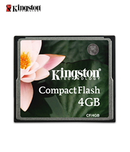 Kingston original CF card memory card 4gb compact Flash card brand Flash card
