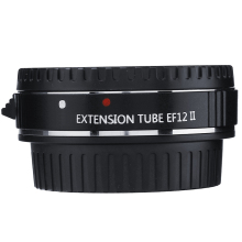 Buy EF12 Metal Mount Auto Focus AF Macro Extension Tube Ring Canon Lens 80D 70D 60D 77D 800D 760D 750D 700D 1300D 200D Rebel T7i for $19.11 in AliExpress store
