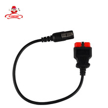 High Quality OBD2 16PIN Cable for Renault Can Clip Diagnostic Interface for Renault OBD Connector Free Shipping