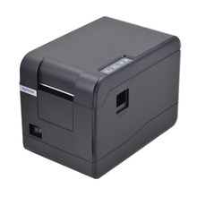 wholesale high quality XP-233B Thermal barcode printer sticker printer Qr code the non-drying label printer