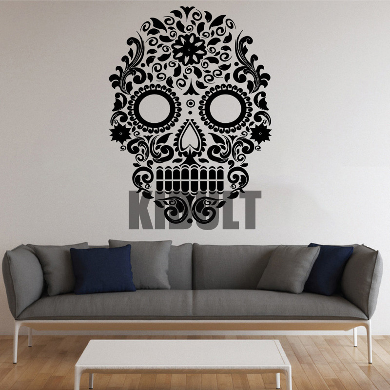 Creative Airplane Pattern Wall Stickers Living Wall Stickers Home Decoration Wall Wallpaper Vehicle Color Vinyl Wall Stickers