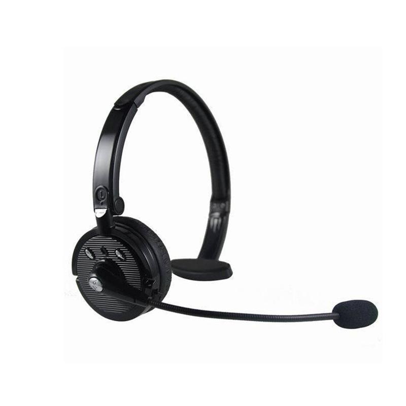 M10B Wireless Bluetooth headphones wireless headset with Microphone for Mp3 Player and Smartphone (Black)<br>