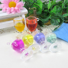Decoden Sweets Deco Resin Kawaii Wineglass Cabochon Assorted Pack Charms 30pcs
