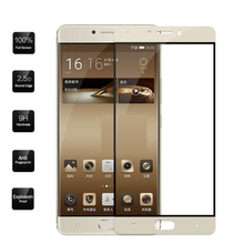 Tempered Glass Film Original 9H 3D Full Cover Precise Explosion-proof Screen Protector For Highscreen Power Five Max 5.5""