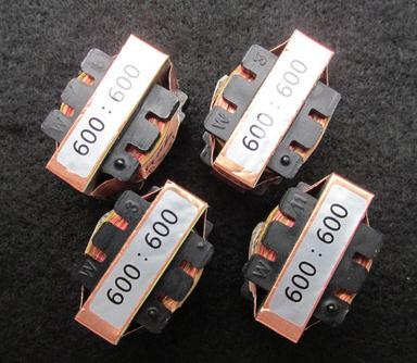 1PCS 600 ohms: 600 ohms audio signal isolation transformer nickel 80% high permeability nickel material<br>