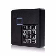 13.56 MHz Card Reader IC Door Access Control System with Keypad Waterproof F1763A