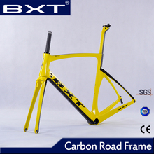 Buy 2016 China cheap carbon road frame Di2 Carbon road Bike Frameset Super Light Frame fork cadre carbone route bicycle parts for $498.00 in AliExpress store