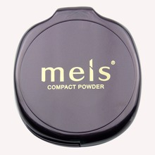 MEIS Brand Cosmetics Professional Makeup Face Foundation Face Concealer Makeup Foundation Pressed Foundation Soft Smile P208(China)
