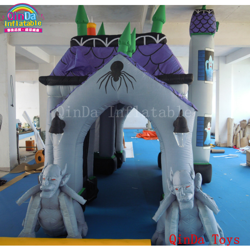inflatable haunted house20