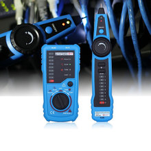 New High Quality Handheld Multi-functional RJ45 RJ11 Network Wire Tracker Tester Cable Tester