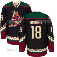 18 Christian Dvorak Ice Hockey Jersey 26 Stone 33 Alex Goligoski 35 Domigue 41 Smith 44 Kevin Connauton Throwback Hockey Jersey(China)