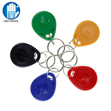 OBO HANDS  Brand New RFID 125khz Tags TK4100 Rfid Card Token Key Rfid Tag Access Control Smart Card ID Keyfobs package of 50pcs