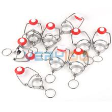 10pcs ABS Recyclable Ceramic Swaying/Swing Top Beer Bottle Cap - Home Brew(China)