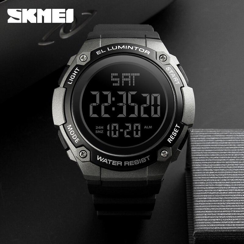 Herrenuhren Uhren Readeel Luxus Marke Mens Sports Uhren Dive Digitale Led Military Watch Männer Mode Lässig Elektronik Armbanduhren Männlich Uhr Bestellungen Sind Willkommen.