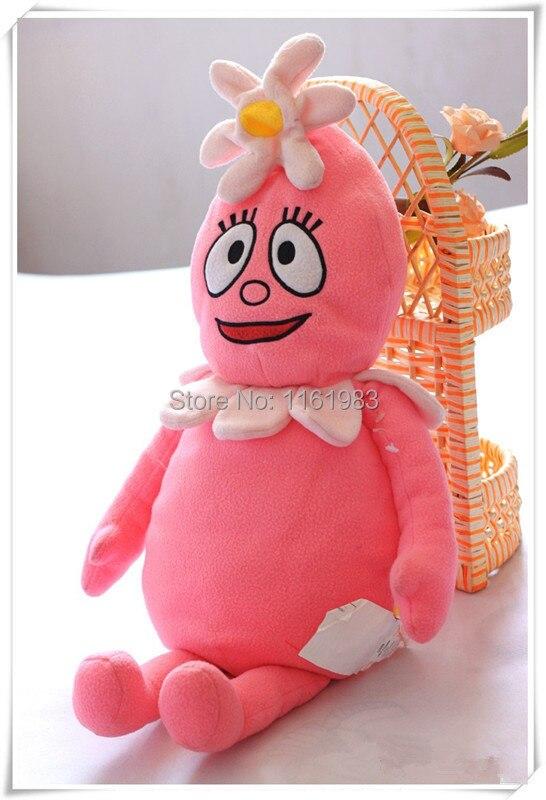 Yo Gabba Gabba Foofa Cuddle Pillow 56cm Gabba Plush Toys<br>