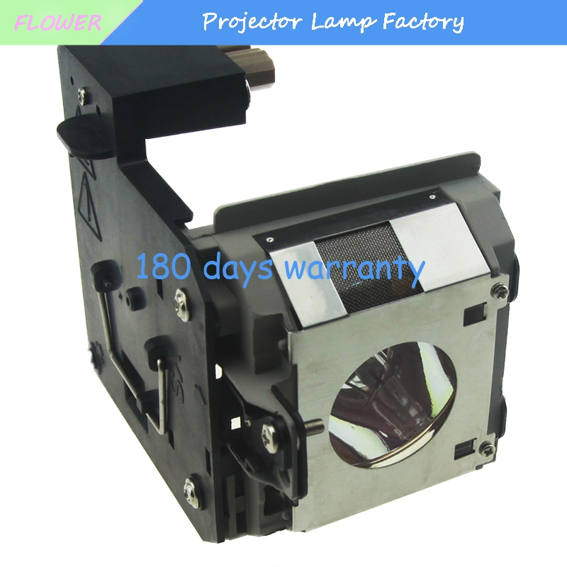 XIM-Flower Lamps High Quality Compatible Projector Lamp with housing AN-MB60LP for SHARP PG-MB60X / XG-MB60X Projectors<br>