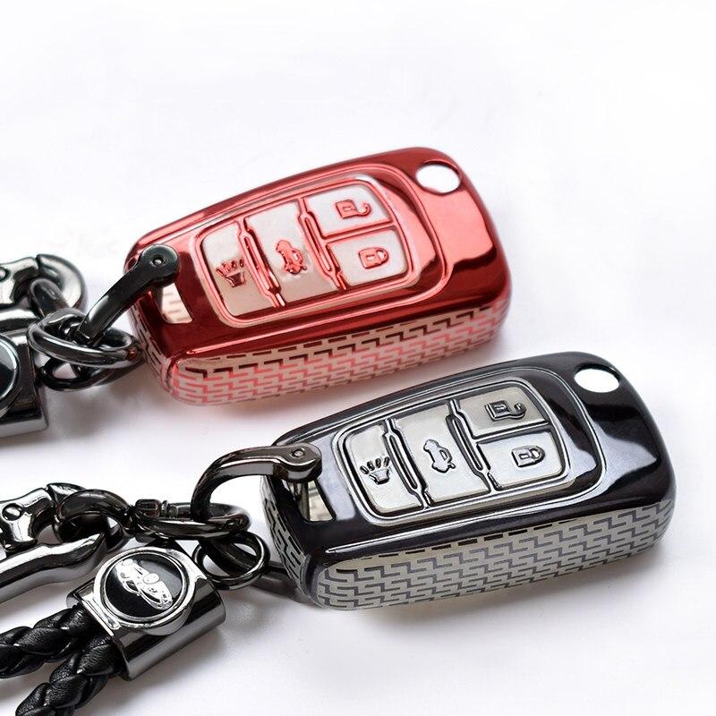 Key Shell Case for Corvette Cam Matiz Malibu