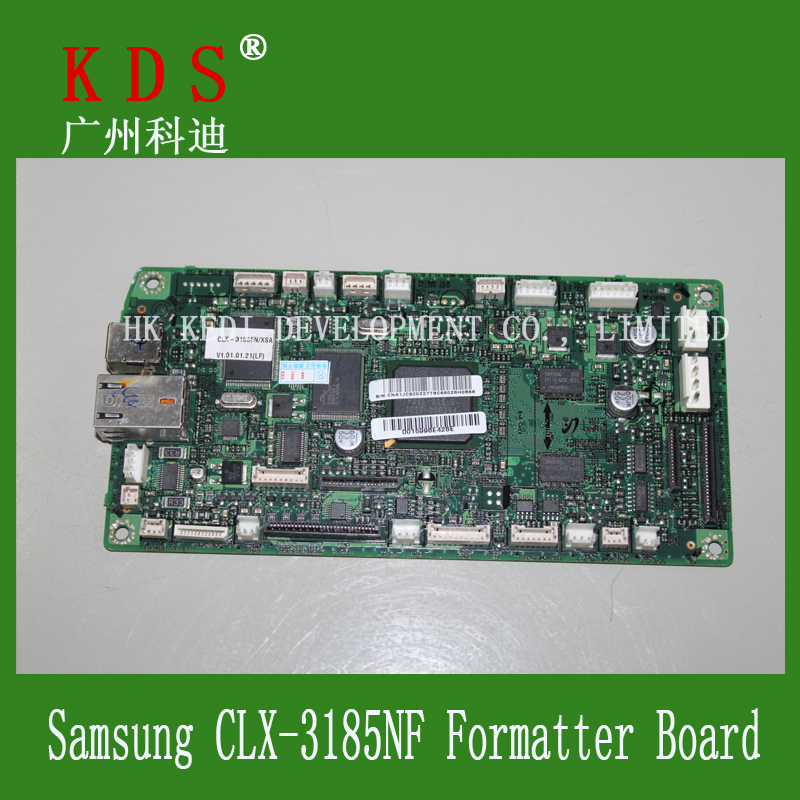JC9202277C Formatter Board CLX3185FW/XSA clx 3185 Logic Board<br><br>Aliexpress