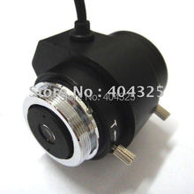 "1/3"" 3.5-8mm CCTV CS Lens Auto IRIS Zoom Varifocal Vari-Focal automatic F1.4 for Security Camera(China)"