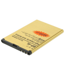 3030mAh BP-4L BP 4L Gold Replacement Battery For Nokia E61i E63 E90 E90i 6650F N97 N97i E95 E71 E72 E73 E75 E52 E55 Batteries