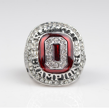Newest Design 2014 OSU Ohio State Buckeyes CFP Football National Championship Ring NCAA Football Ring Size 11