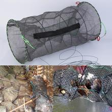 New Crab Crayfish Lobster Catcher Pot Trap Fish Net Eel Prawn Shrimp Live Bait Hot Promotion(China)
