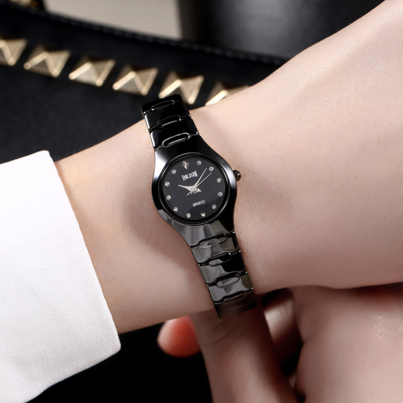 DALISHI Luxury Brand Ladies Watch Elegant Female Dress Watches Women Quartz Wristwatch Casual Hour Swimming Clock Montre Femme<br>