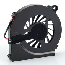 Notebook Computer Replacements CPU Cooling Fan Accessory For HP Compaq CQ42 G42 CQ62 G62 G4 Series Laptops Fans Cooler(China)