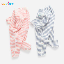 YOUQI Quality Baby Clothes Boy Baby Girl Rompers Cotton 3 6 24 Months Toddler Infantil Clothing Cute Child Jumpsuit Baby Clothes(China)