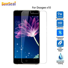 For Doogee X10 Tempered Glass Explosion Proof Screen Protector Protective Guard For Doogee X10