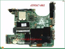459567-001 466037-001 450800-001 For HP Pavilion DV9000 DV9500 DV9700 Laptop Motherboard Socket S1 DDR2 100% Tested(China)
