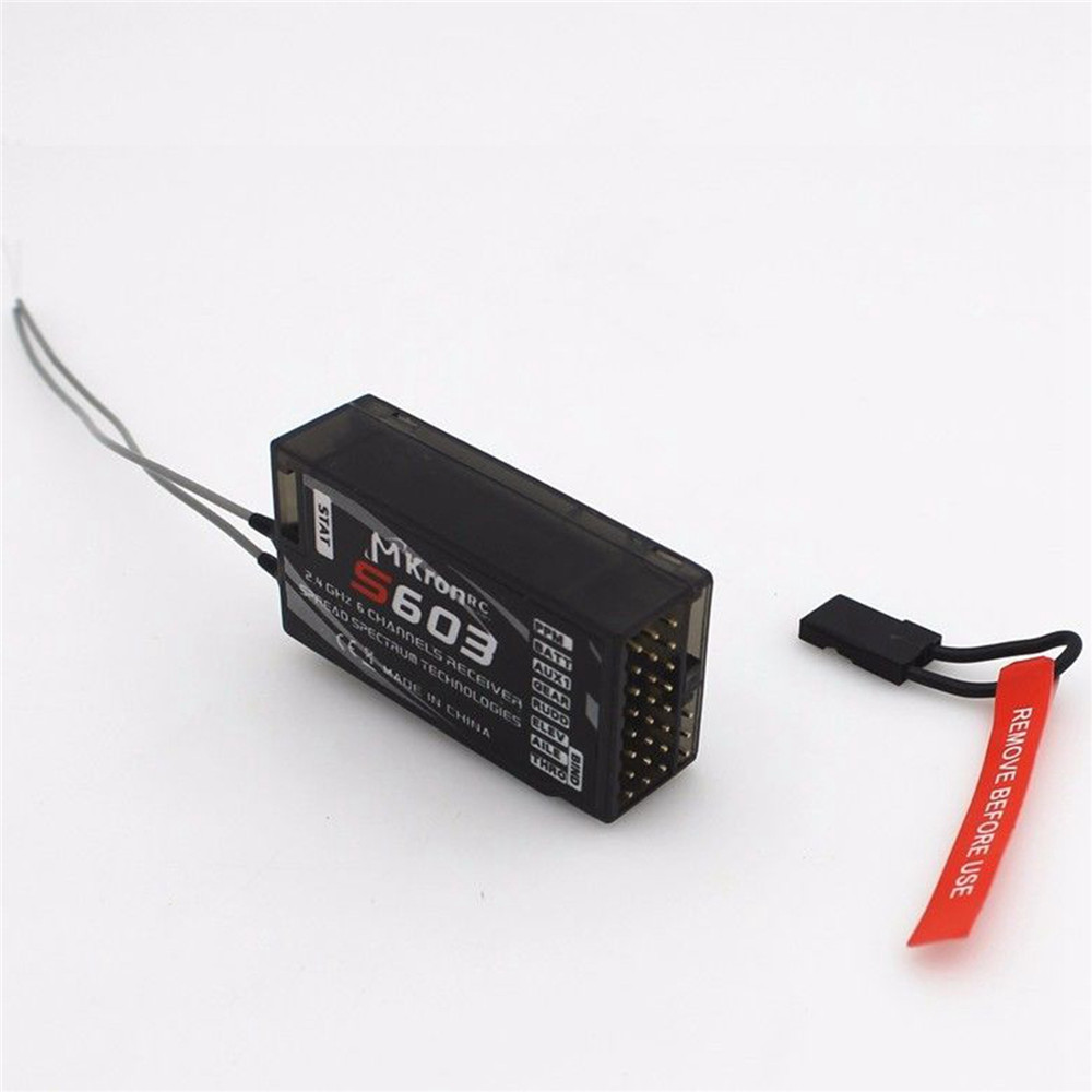 Replacement full Range Digital FPV Receiver support DSMX DSM2JR Spektrum Dx5e Dx6i Dx7s Dx8 PPM for MiniFPV Racing drone