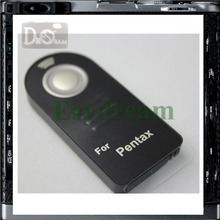 IR Infrared Wireless Remote Control For Pentax K5 K5II K50 K3 K30 K7 KR KX KM K-S1 K-S2 K20D K10D PF270(China)