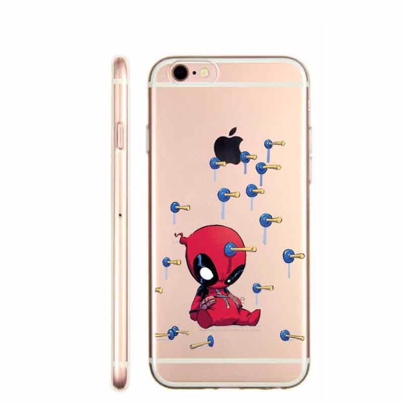 Q Version Marvel Hulk Batman Coque Plastic Case For iphone 5 5S SE ...